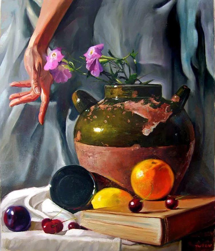 超现实主义,保加利亚艺术家米罗斯拉夫·约托夫插图33