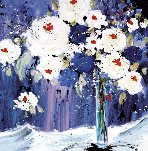 唯美印象,充满自由活力,加拿大画家Danielle akiyama插图9