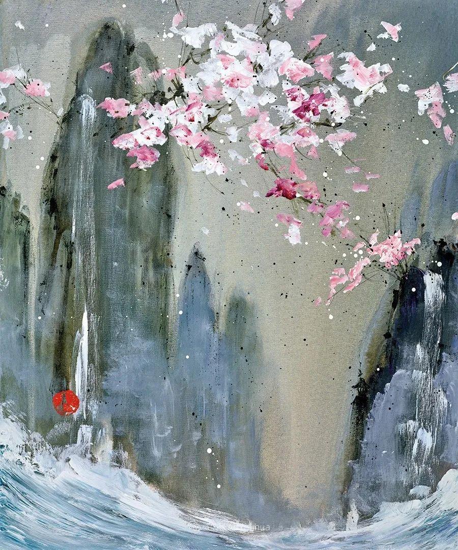 唯美印象,充满自由活力,加拿大画家Danielle akiyama插图15