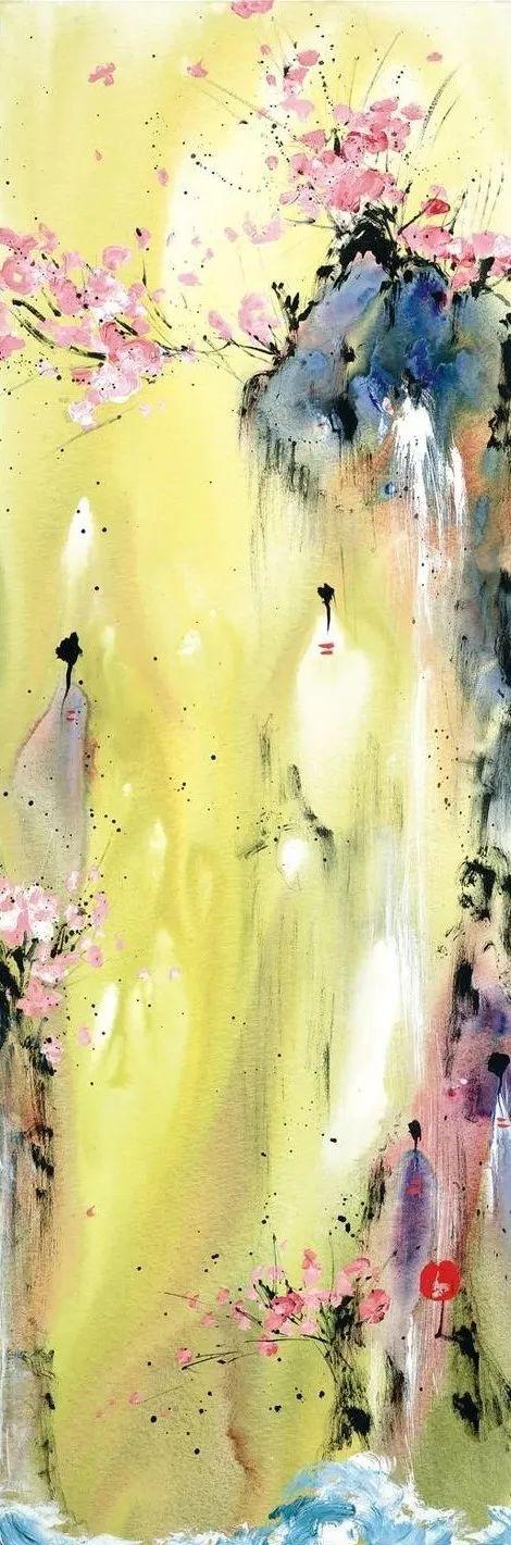 唯美印象,充满自由活力,加拿大画家Danielle akiyama插图25