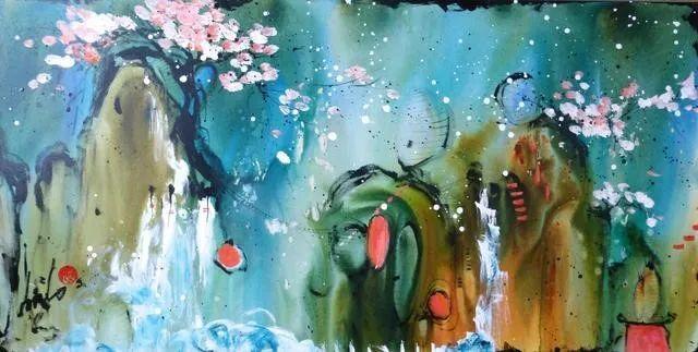 唯美印象,充满自由活力,加拿大画家Danielle akiyama插图35