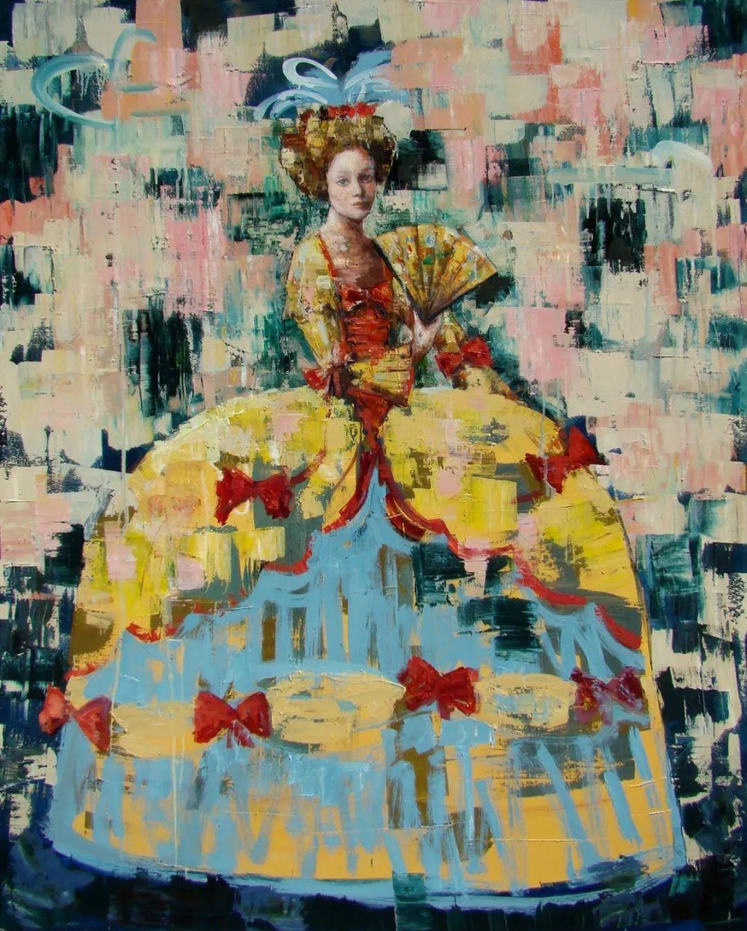 俏皮的具象,热情的色彩,美籍韩裔艺术家Rimi Yang插图1
