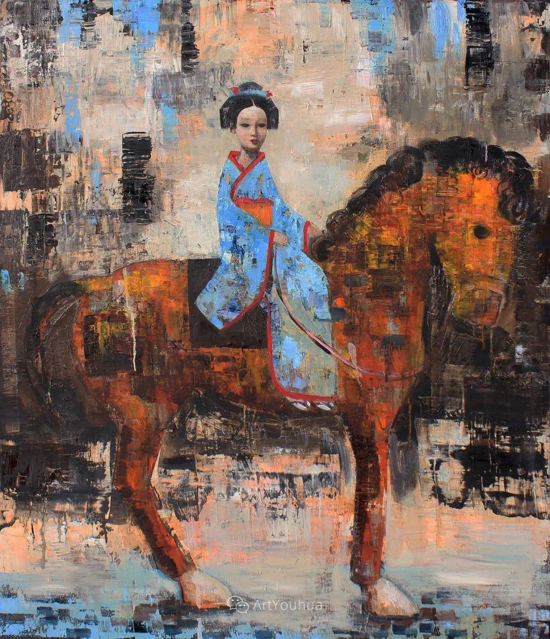 俏皮的具象,热情的色彩,美籍韩裔艺术家Rimi Yang插图5
