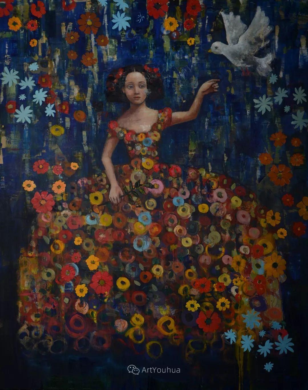 俏皮的具象,热情的色彩,美籍韩裔艺术家Rimi Yang插图17