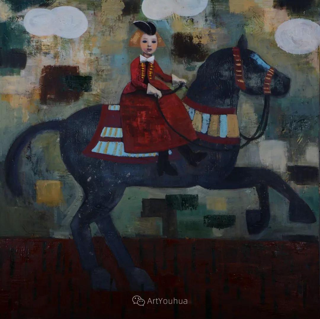 俏皮的具象,热情的色彩,美籍韩裔艺术家Rimi Yang插图31