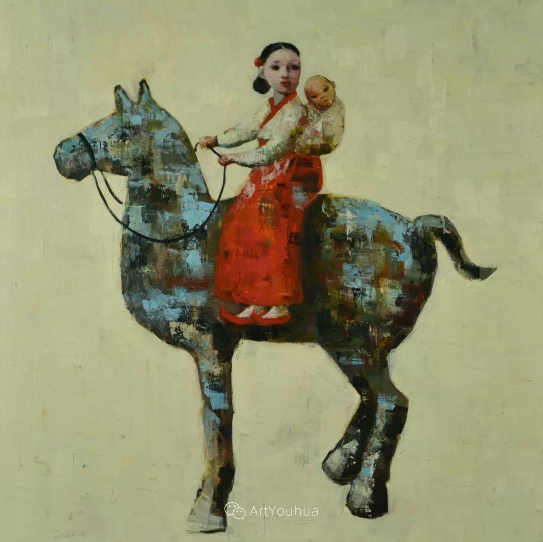 俏皮的具象,热情的色彩,美籍韩裔艺术家Rimi Yang插图37
