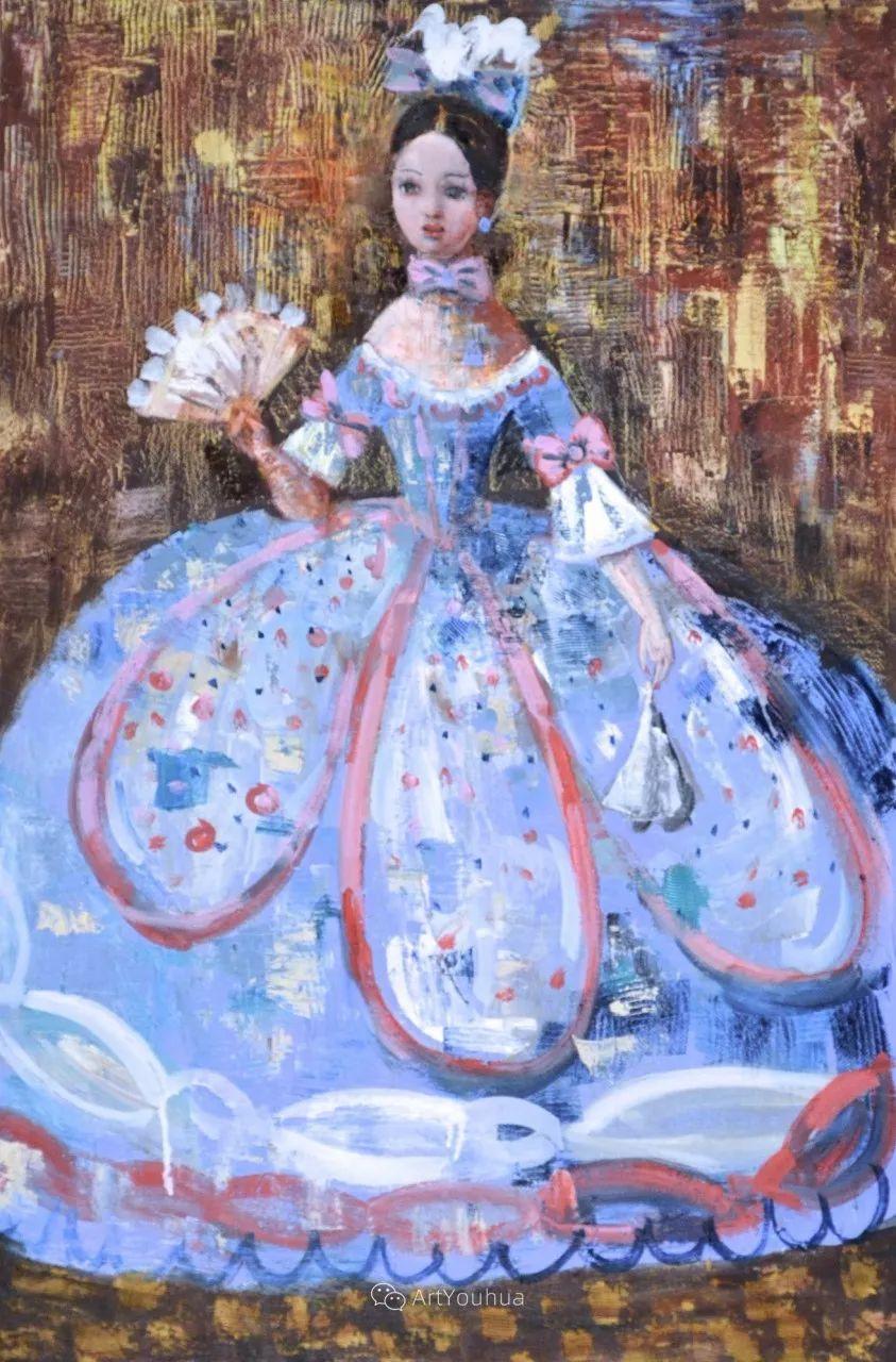俏皮的具象,热情的色彩,美籍韩裔艺术家Rimi Yang插图85