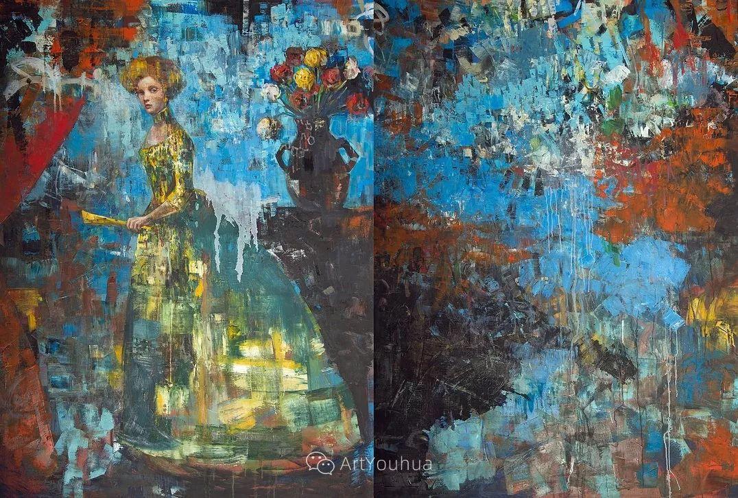 俏皮的具象,热情的色彩,美籍韩裔艺术家Rimi Yang插图119