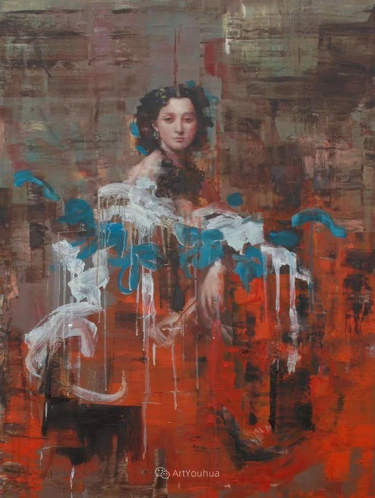 俏皮的具象,热情的色彩,美籍韩裔艺术家Rimi Yang插图129
