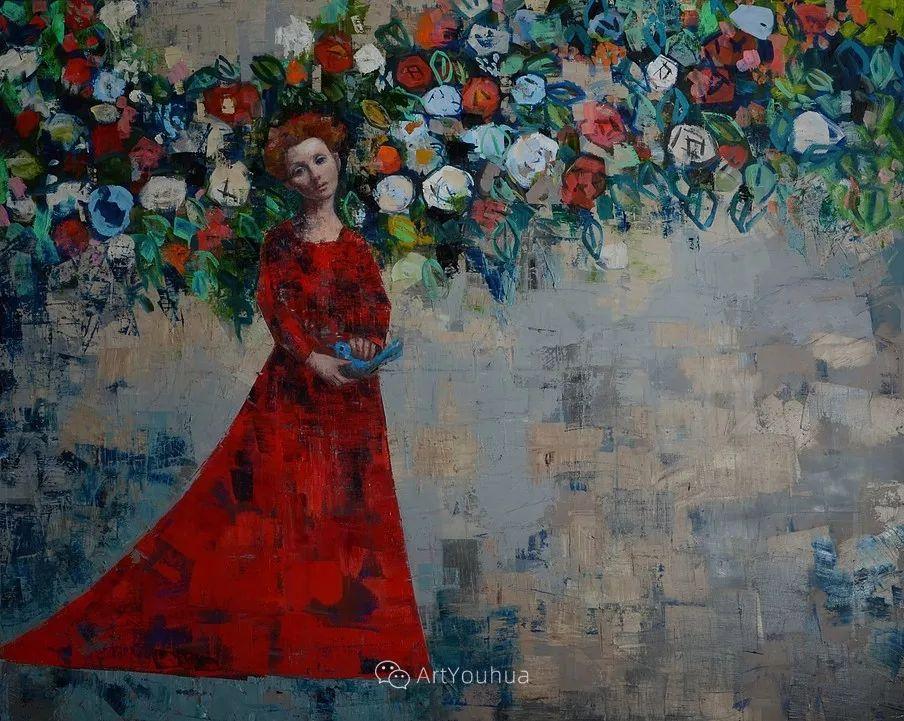 俏皮的具象,热情的色彩,美籍韩裔艺术家Rimi Yang插图135