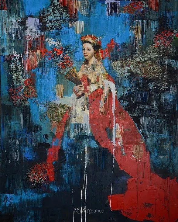 俏皮的具象,热情的色彩,美籍韩裔艺术家Rimi Yang插图201
