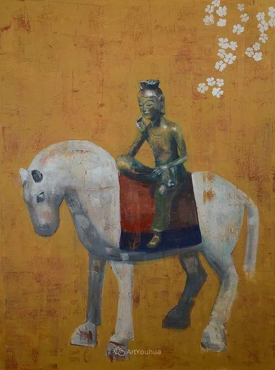 俏皮的具象,热情的色彩,美籍韩裔艺术家Rimi Yang插图217