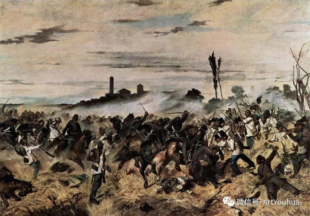 No.46 意大利 | 乔凡尼·法托里(1825-1908)插图1