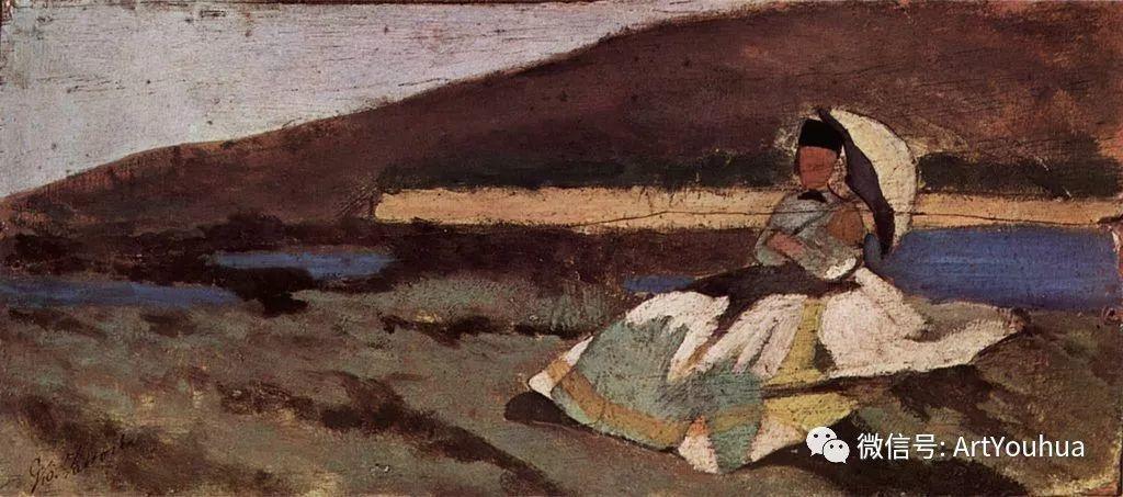 No.46 意大利 | 乔凡尼·法托里(1825-1908)插图6