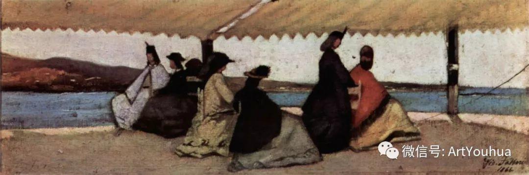 No.46 意大利 | 乔凡尼·法托里(1825-1908)插图7