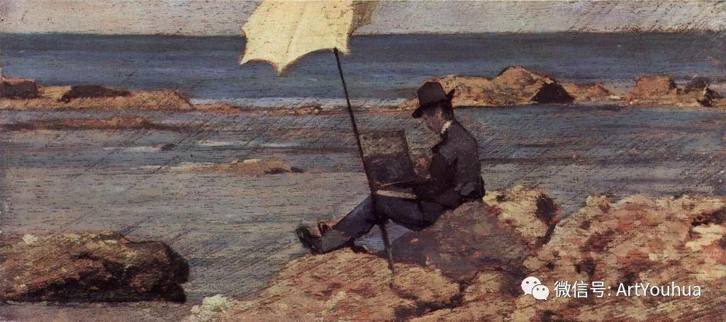 No.46 意大利 | 乔凡尼·法托里(1825-1908)插图9