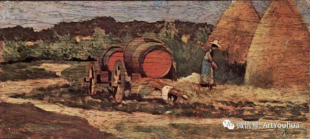 No.46 意大利 | 乔凡尼·法托里(1825-1908)插图10