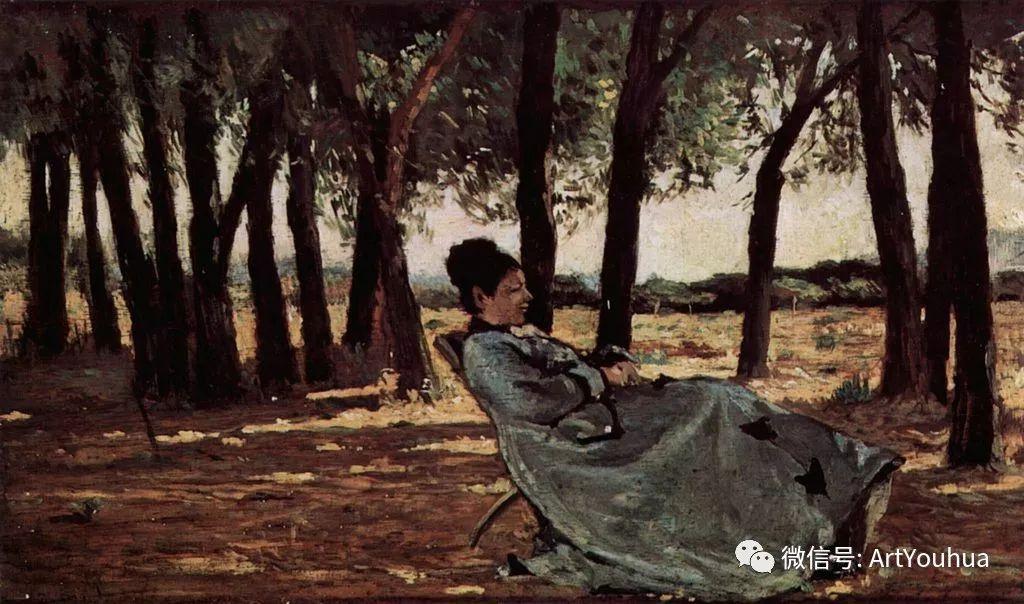 No.46 意大利 | 乔凡尼·法托里(1825-1908)插图11