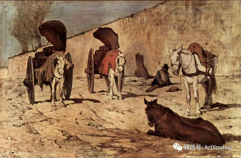 No.46 意大利 | 乔凡尼·法托里(1825-1908)插图14