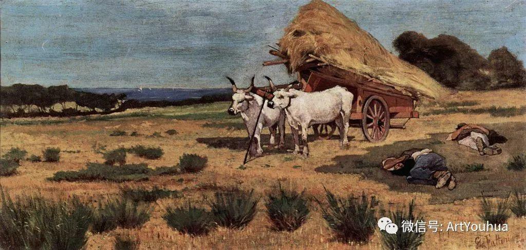 No.46 意大利 | 乔凡尼·法托里(1825-1908)插图17