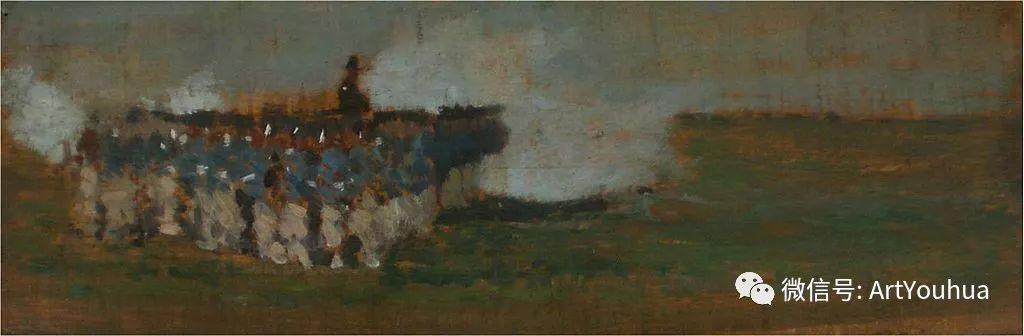 No.46 意大利 | 乔凡尼·法托里(1825-1908)插图20