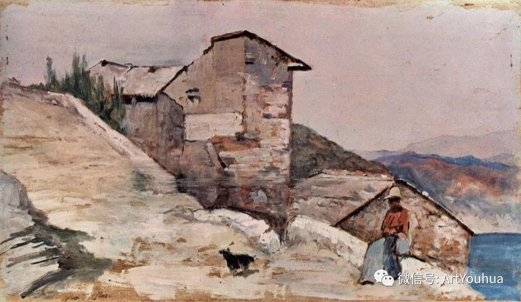 No.46 意大利 | 乔凡尼·法托里(1825-1908)插图22