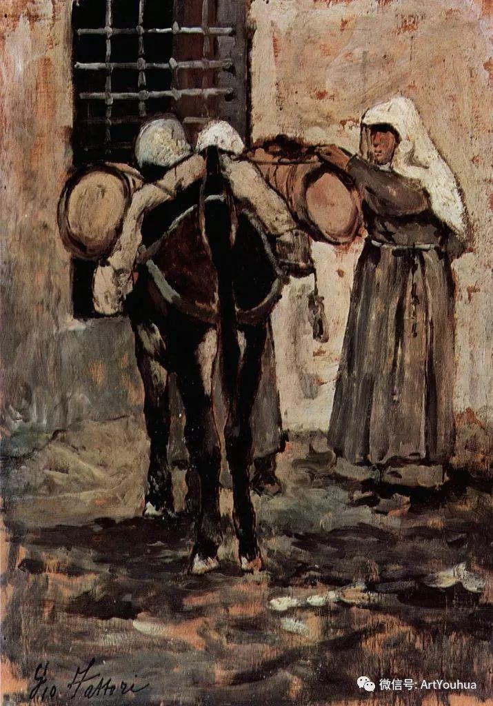 No.46 意大利 | 乔凡尼·法托里(1825-1908)插图23