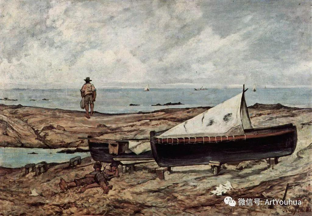 No.46 意大利 | 乔凡尼·法托里(1825-1908)插图25
