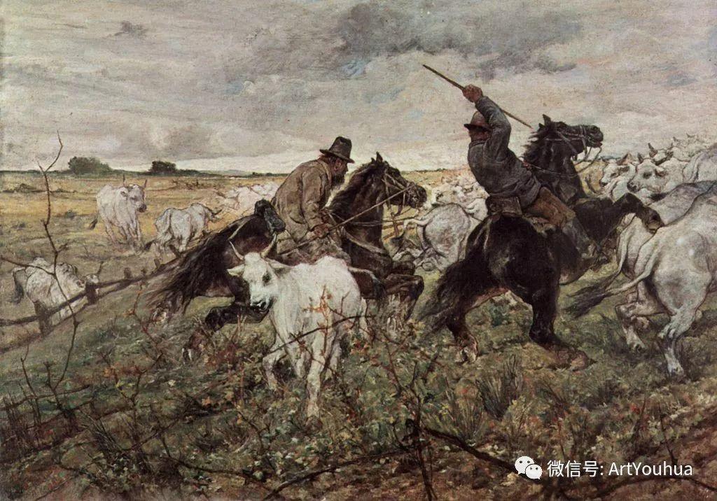 No.46 意大利 | 乔凡尼·法托里(1825-1908)插图26