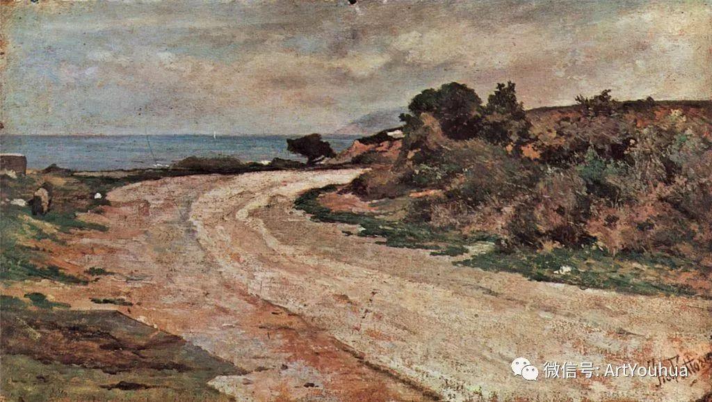 No.46 意大利 | 乔凡尼·法托里(1825-1908)插图29