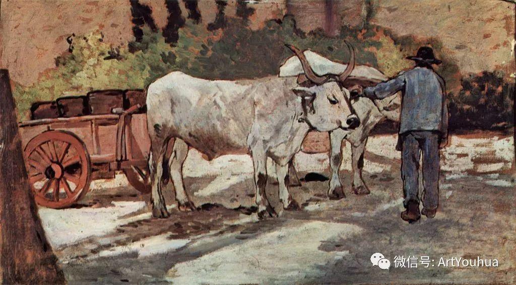 No.46 意大利 | 乔凡尼·法托里(1825-1908)插图30