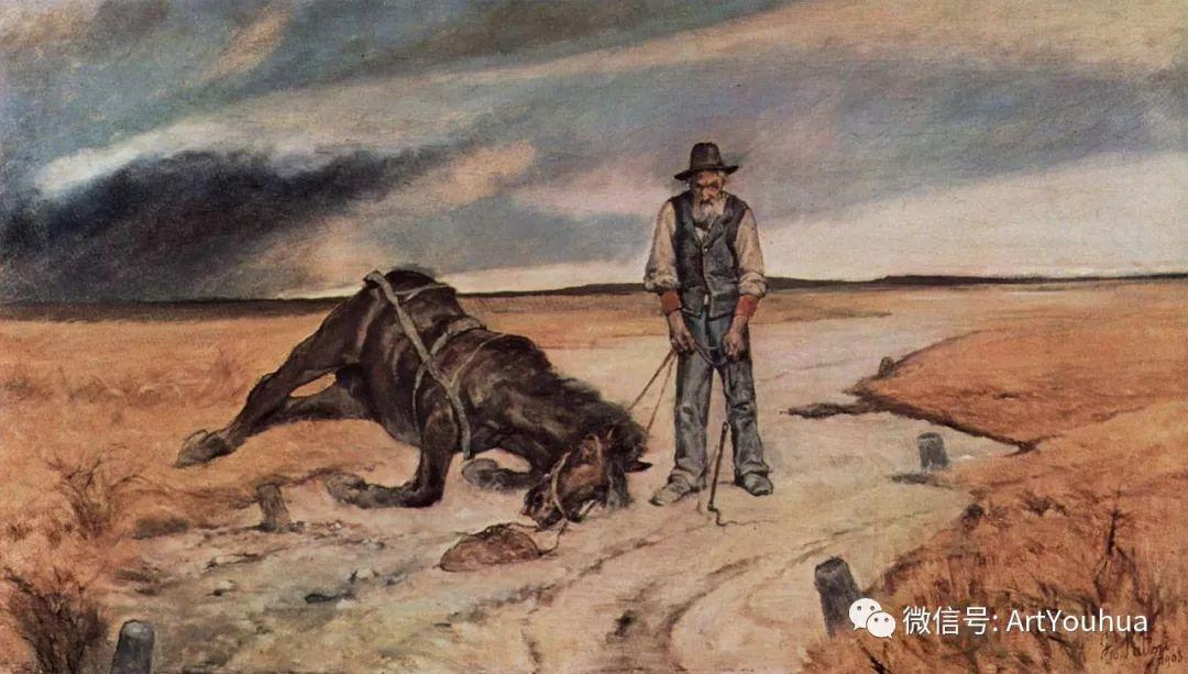 No.46 意大利 | 乔凡尼·法托里(1825-1908)插图31