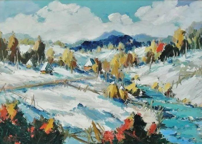 塞尔维亚风景画家,奥丹尼·德拉甘插图2