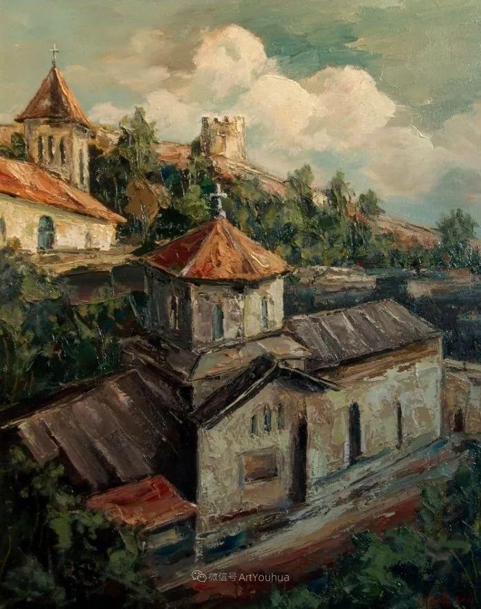塞尔维亚风景画家,奥丹尼·德拉甘插图12