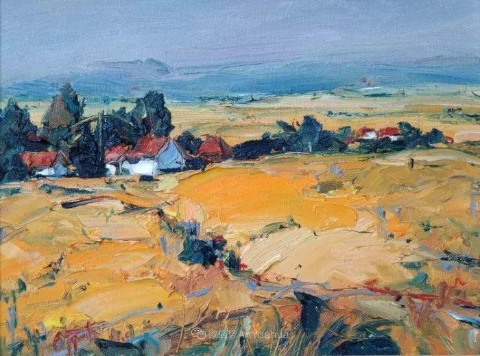 塞尔维亚风景画家,奥丹尼·德拉甘插图19