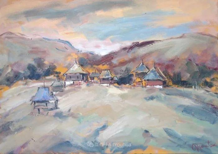 塞尔维亚风景画家,奥丹尼·德拉甘插图20