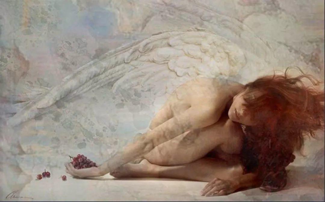 我相信艺术能唤醒灵魂,美国现实主义画家马克·阿里安插图10