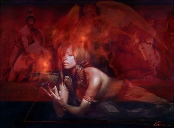 我相信艺术能唤醒灵魂,美国现实主义画家马克·阿里安插图13
