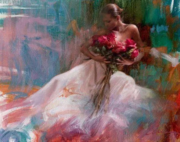 我相信艺术能唤醒灵魂,美国现实主义画家马克·阿里安插图14
