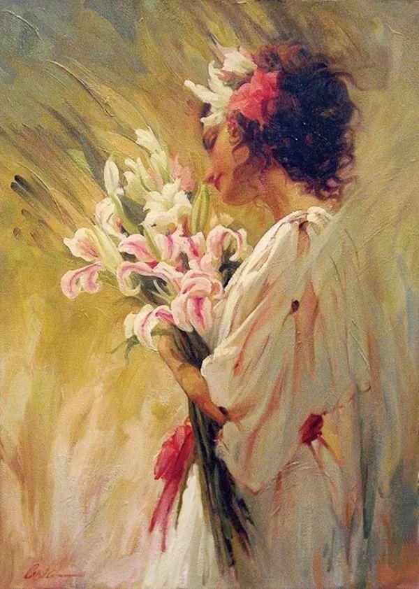 我相信艺术能唤醒灵魂,美国现实主义画家马克·阿里安插图18