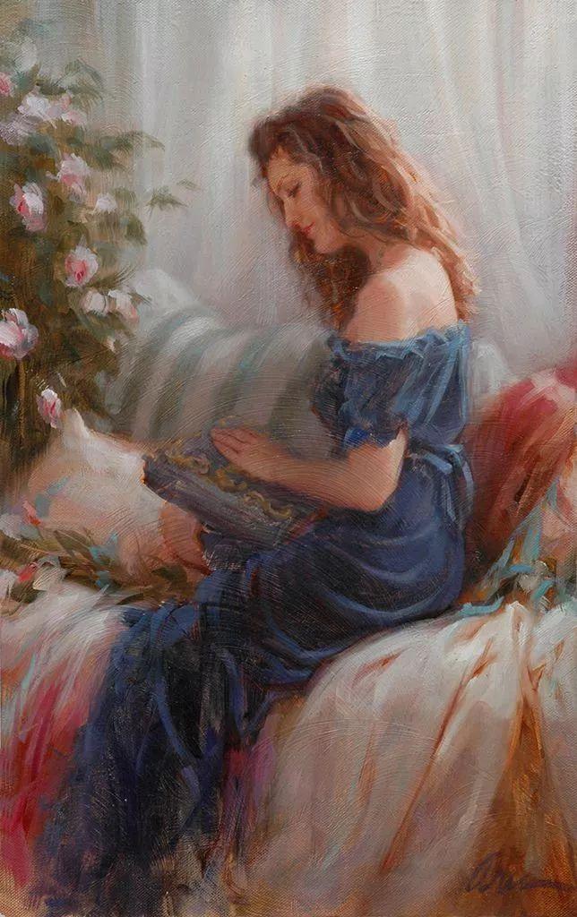 我相信艺术能唤醒灵魂,美国现实主义画家马克·阿里安插图21