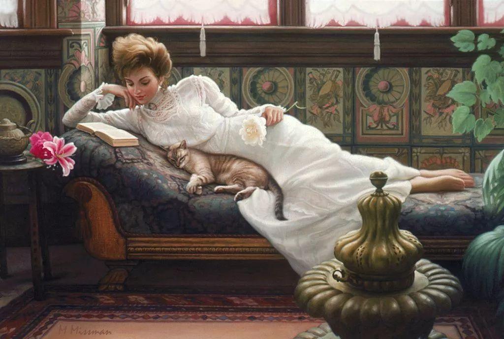 我相信艺术能唤醒灵魂,美国现实主义画家马克·阿里安插图22