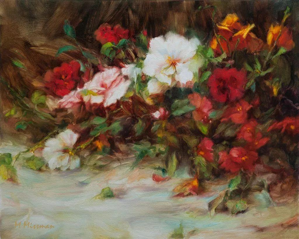 我相信艺术能唤醒灵魂,美国现实主义画家马克·阿里安插图24