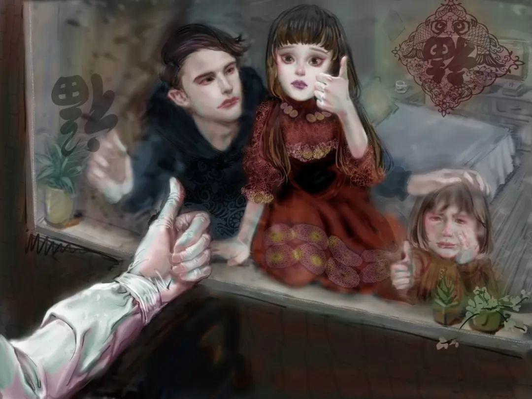 疫情当前,九大美院及千名画家用作品为武汉加油!看后暖哭了…插图54