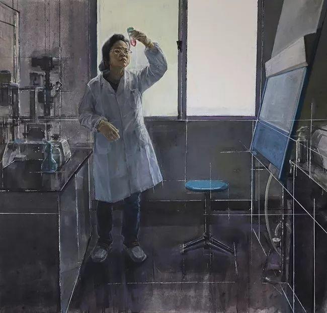 疫情当前,九大美院及千名画家用作品为武汉加油!看后暖哭了…插图137