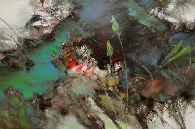 敬畏之心与崇高之美,罗晓平油画作品欣赏插图30