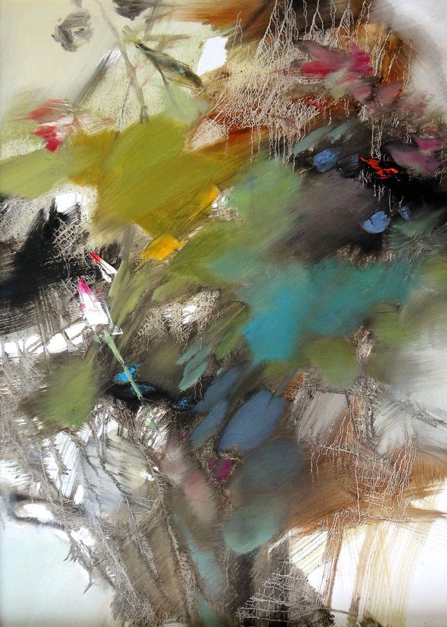 敬畏之心与崇高之美,罗晓平油画作品欣赏插图31