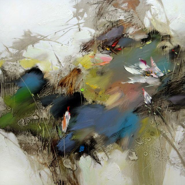 敬畏之心与崇高之美,罗晓平油画作品欣赏插图32
