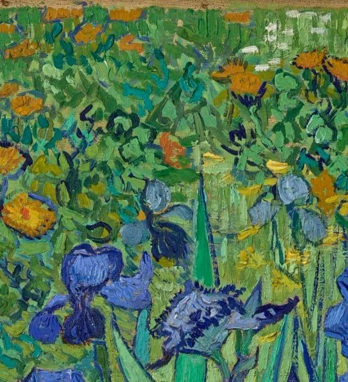 且等春归来,大师笔下的花插图8