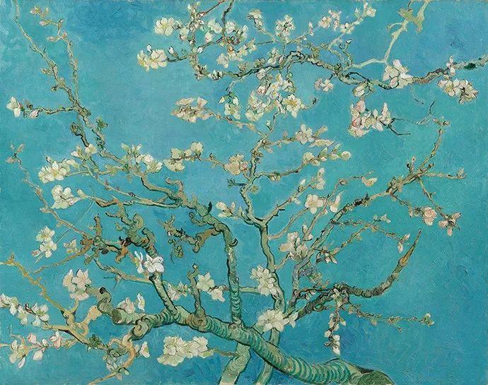 且等春归来,大师笔下的花插图15
